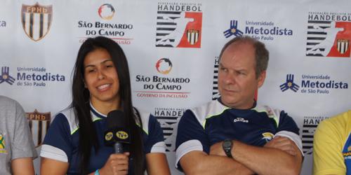 O técnico Eduardo Carlone receita trabalho para a Metodista/São Bernardo vencer mais um Super Paulistão.