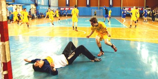 Hebraica vence Pinheiros pela primeira vez na temporada e igual final do Juvenil Masculino