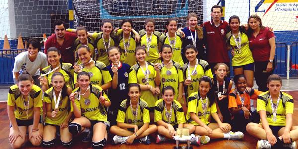 Depois de 2002, 2003 e 2004, Mesc conquista seu quarto título estadual. Crédito: Marcelo Arlotti