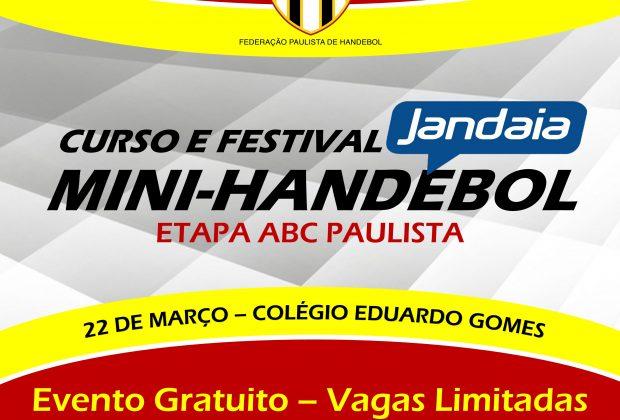 Festival de Mini-Handebol